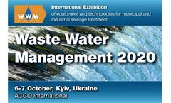 Waste Water Management 2020