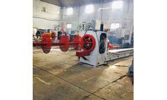 Renchun - Model HWJ1000 - 200KVA Welding Transfer Power Wedge Wire Screen Machine for Liquid Filtration
