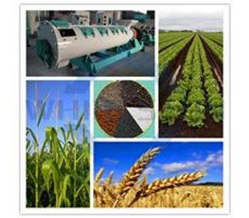 Whirlston - Model JCZL-80 - Organic Fertilizer Granulator - Fertilizer Making Machine