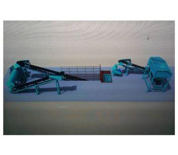 Whirlston - Small Scale Organic Fertilizer Plant -300 kg/h