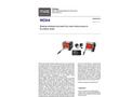 MAE - Model WCH4 - Modular Wireless Instrument for Cross-Hole Surveys on Foundation Poles - Datasheet