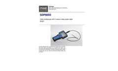 Model SDP88D2 - Compact Videoscope - Datasheet