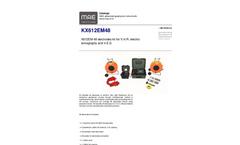 MAE - Model KX612EM48 - 48 Electrodes Kit - Datasheet