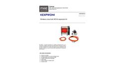 MAE - Model KEXPWCH4 - Wireless Cross-Hole Expansion Kit - Datasheet
