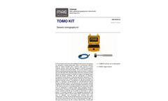 MAE - Model TOMO - Seismic Tomography Kit - Datasheet