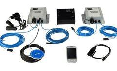MAE - Model TLOGWLS - Wireless Heat Flux Meter for Transmittance Measurements