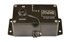 MAE - Model S1SA100S - 1D Accelerometer Sensor for Seismic Monitoring 100mV/g