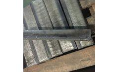 Zhili - Model Q235A - Low Carbon steel /Plasma Arc Hardfacing Impact Plate