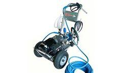 Easy Energy - Model 380 - Underwater Cavitation Cleaning machine