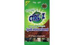 CTRL+Z - Model CTRLZ-7 - 100% ORGANIC ECO-ABSORBENT