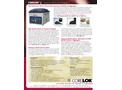 CoreLok - Asphalt Density Measurement System - Datasheet