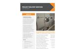 Project Management Services - Brochure
