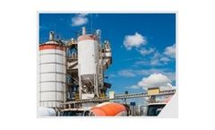 Dry bulk material processing for the cement industry