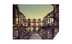 Dry bulk material processing for the chemicals industry