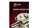 Meyer Rotary Airlock Feeder Catalog