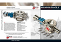Klean In Place II - Sanitary Solutions - Brochure