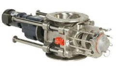 Klean-In-Place - Rotary Airlock Valve