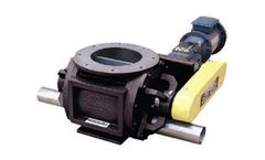 Meyer - Model HDBT - Heavy Duty Blow-Thru Rotary Airlock Valves