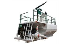 Sinogrout - Model WF Series - Hydroseeding Machine