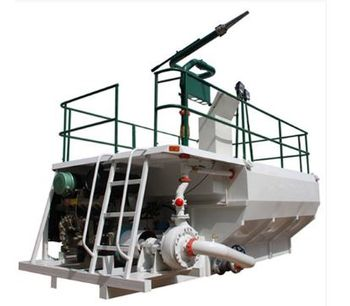 Sinogrout - Model WF Series - Hydroseeding Machine