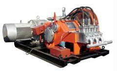 Sinogrout - Model SPB Series - Plunger Jet Grouting Pump