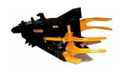 Risutec - Model M50ex - Delimbing Tree Shear for Excavators