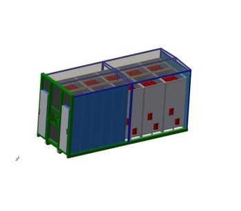 Gas Storage Containers