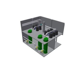 Biogas Storage and Cleaning System