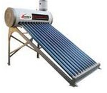 Audary - Model ADL-6058 - Non-Pressurized Solar Water Heater