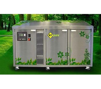 RT-Solutions - Model STP - Domestic Sewage Treatment Plant