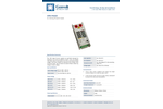 Model AF01 - Air Cleaning High Voltage Power Supply System Brochure