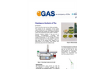 FlavourSpec - Liquid and Solid Samples Analysis Instrument - Brochure
