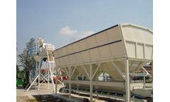 Sumab - Model T-40. Economy Class - Stationary Concrete Plant