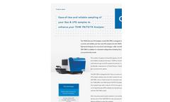 TSHR - Model GM 7000 - Gas and LPG Sampler - Brochure