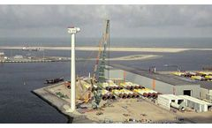 Haliade-X Offshore Wind Turbine - Installation Time Lapse - Video