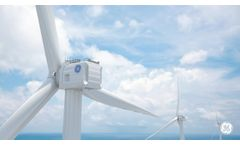 World`s Largest Offshore Wind Turbine - Haliade-X - GE Renewable Energy - Video