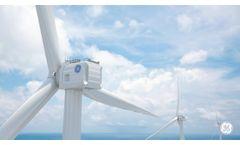 World's Most Powerful Offshore Wind Turbine - Haliade-X - GE Renewable Energy - Video