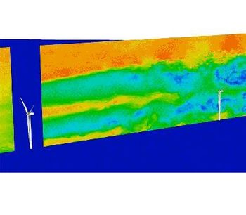 Digital Wind: High-Powered Computing Helps Scientists Grasp Airflows at Offshore Wind Farms