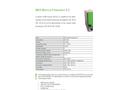 BEA Muffle Furnance 8,2 - Datasheet
