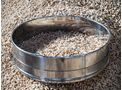 Round Hole Sieve 3,15 mm, 400 x 100 mm According ISO 3310-2