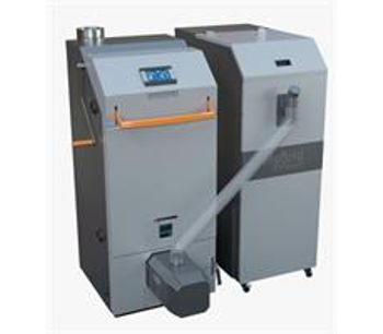 Blaze - Combined Hybrid Biomass Boiler