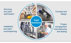 Envirogen Group - Water Treatment and Process Filtration Solutions - Video