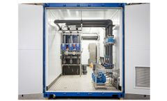 Envirogen - Containerised Water Treatment Plant