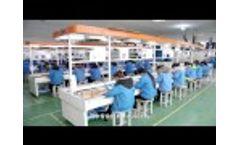 CTORCH LED bulb light and Hangzhou Liangliang Electronic Lighting Co., Ltd 2016/3/29  Video