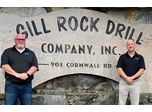 Gill Rock Drill appointed new distributor of Sandvik Mining and Rock Technology boom drills for New Jersey, and counties of Maryland, Virginia and Eastern Pennsylvania