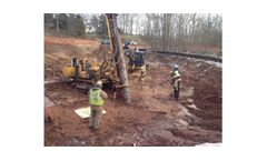 Gill Rock - Construction Drilling Rig