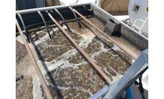 MEFT-MBBR PLANT - Containerized Sewage Treatment Plants (STP)