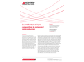 MO442(A) Quantification of Layer Composition in Compound Semiconductors Brochure