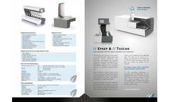 Trace - Model XPREP - A6 & A12 - Automatic Sample Preparation System Brochure