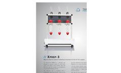 XPREP - Model 3 - Sample Prepartion System Brochure